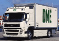 VOLVO DME truck developed in 2005 in Sweden